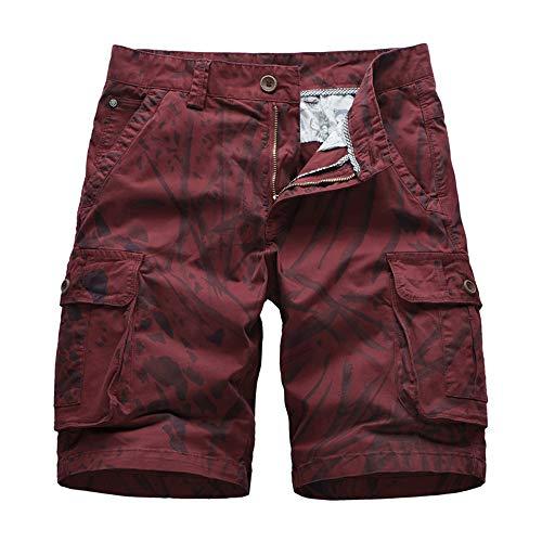 YURACEER Herren Kurze Hosen Sommer Hosen Sommer Casual Shorts Männer Baumwolle Mode Stil Männer Shorts Strand Shorts Plus Größe Kurze für Männliche Schweiß x1