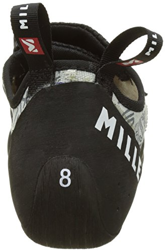 MILLET Easy Up Chausson dEscalade Homme Gris/Rouge