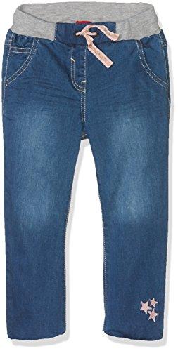 s.Oliver Baby-Mädchen Jeans 65709713039 Blau (Blue Denim Stretch 55Z5), 86