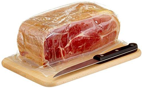 Abraham Prosciutto im Geschenkkarton mit Brett und Messer, 1er Pack (1 x 1.1 kg)