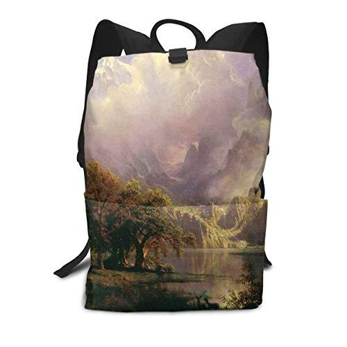 Rocky Mountain Backpack Middle für Kinder Jugendliche Schulreisetasche