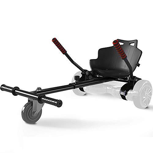 GiroSmart HoverKart Go Kart Sitzscooter Erweiterung für 6, 5-10 Zoll Self Balance Scooter EINWEG