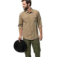 Jack Wolfskin Atacama Roll-Up Erkek Gömlek