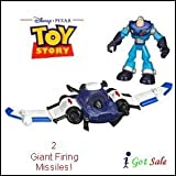 Toy Story 6 Inch Meteor Spaceship by Hasbro