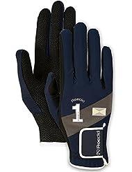 ROECKL Handschuhe MISSION mit Logo 1, nachtblau, 6.5