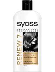 Syoss Spülung Renew 7, 3er Pack (3 x 500 ml)