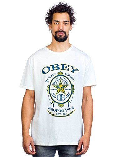 Herren T-Shirt Obey Chronic T-Shirt scour
