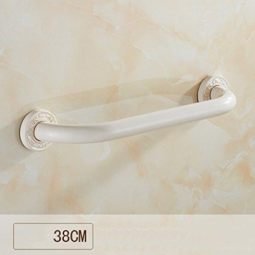 DACHUI Badezimmer Badezimmer Badezimmer Armlehne Armlehne Rutschfeste Griffe Griffe Handläufe Badezimmer Badezimmer Badewanne Armlehnen (Größe: 48 cm) (Hand Von Gold Bemalt, Finish)