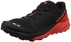 Salomon Unisex Adults' S-lab Sense Ultra Trail Runnins Sneakers Black Size: 10 Uk