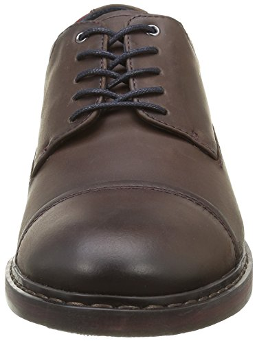 Pikolinos caceres M9e I16, Chaussures Lacées Homme Marron (Olmo)