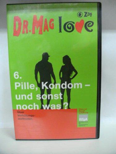 Dr. Mag Love  ~ 6. Pille, Kondom - und sonst noch was?. ~ Über Verhütungsmethoden. ~ Ein Film zur Sexualaufklärung vom ZDF