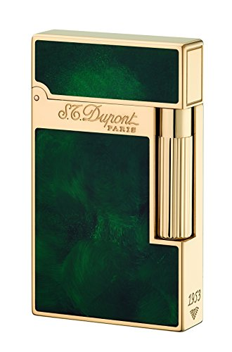 st-dupont-16259-lighter-line-2-chinese-laquer-green