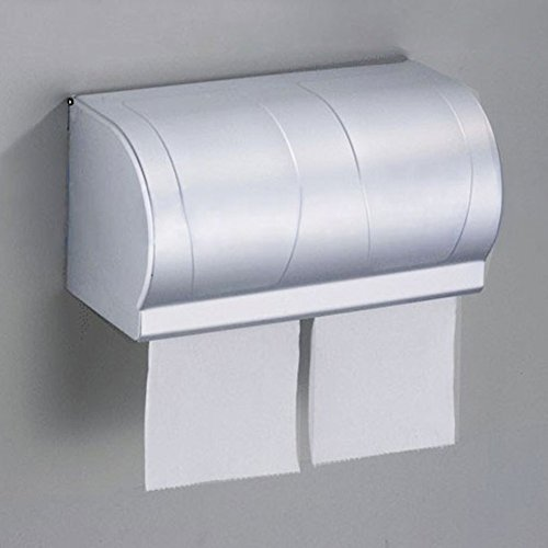 Handtuchhalter/Handschale/Toilettenpapier-Kassetten-Toilette/Wickler/Aluminium Doppel Gewebe Dachbox/Rollenhalter-A