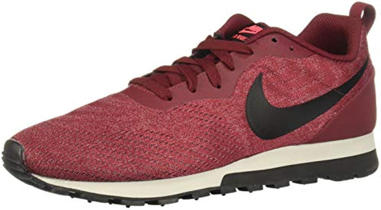 Nike Calzado Deportivo Para Hombre, Color Rojo, Marca, Modelo Calzado Deportivo Para Hombre MD Runner 2 Eng Mesh...
