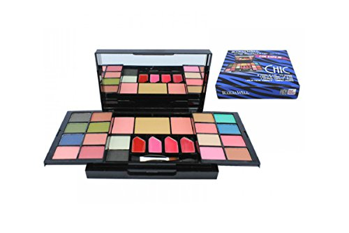 Coffret maquillage CHIC - 25 coloris - Leticia Well