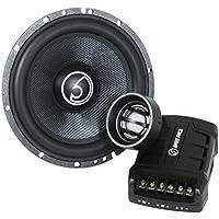 Bass Face, 16,5 cm, colore: nero, 17 cm di alta qualità per la gamma completa dei componenti per altoparlanti da auto