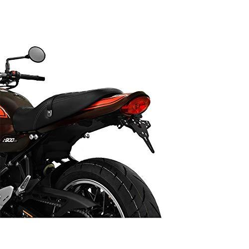 Preisvergleich Produktbild Kawasaki Z 900 RS Z900 RS BJ 2018- Kennzeichenhalter Kennzeichenträger Nummernschild Halter / Halteplatte (inkl. Kennzeichenbeleuchtung und Rückstrahler) - IBEX Pro
