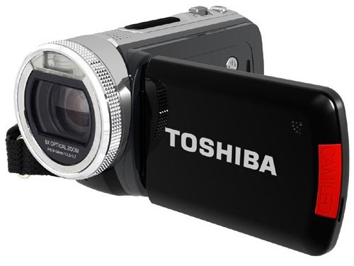 Toshiba camileo h20 videocamera 5 megapixel