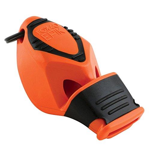 Epik CMG orange orange Pfeife FOX40Fox 40Schiedsrichter Fußball