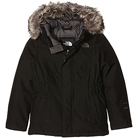 North Face G GREENLAND DOWN PARKA - Parka, color negro, talla S
