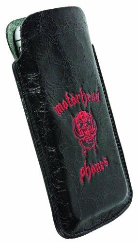 Motörhead Phönes - Custodia universale per cellulari e smartphone, taglia 3XL, colore: Rosso/Nero