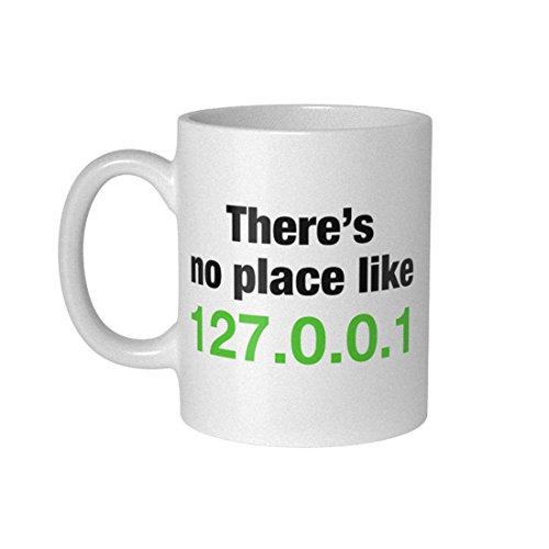 getDigital 12841127.0.1Taza para Nerds y Geeks, cerámica, Blanco, 10x 10x 10cm