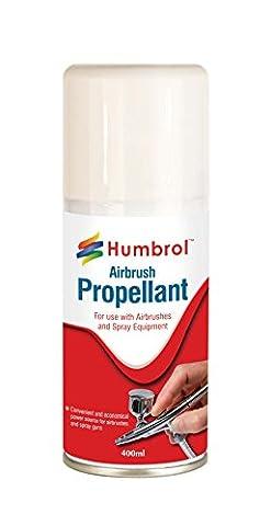 Humbrol 400 ml Large Airbrush Power Pack