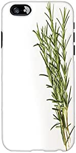 Snoogg Background Made from Healing Herbs Designer Protective Back Case Cover.