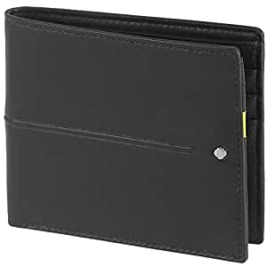 Samsonite Porte-carte de crédit Slim Light Slg Billfold S 6cc+2 Comp 0.01 Liters Noir (Black) 48461