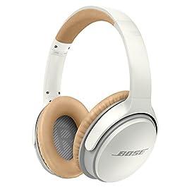 Bose SoundLink Cuffie Around-Ear II Wireless Bluetooth, Bianco