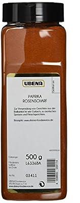 Paprika scharf, 1er Pack (1 x 500 g) von Ubena bei Gewürze Shop