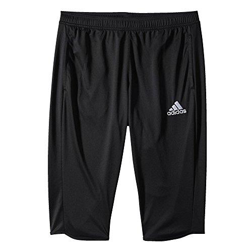 adidas Men's Tracksuit Bottoms 34 Core 15, Men, Teamhose Coref 34 pants, blackwhite