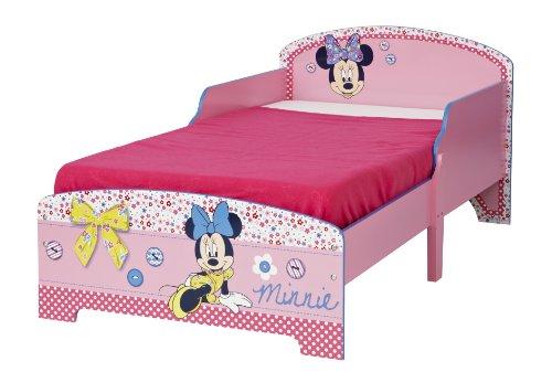 Scrivania In Legno Minnie Mouse : Letto hellohome minnie dusney