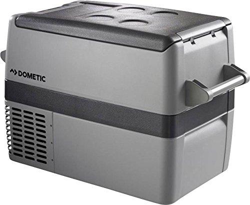 """Dometic 9600000603Kühlbox und Gefrierschrank, grau/schwarz, 37l \""""vom Hersteller eingestellt\"""""""