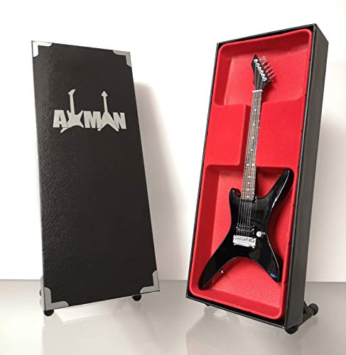 Chuck Schuldiner (Tod) - B.C. Rich: Miniatur-Gitarre Nachbildung (Verkäufer aus Großbritannien)