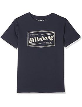 Billabong Labrea SS Conjuntos Deportivos, Niños, Azul (Navy 21), 10 Años