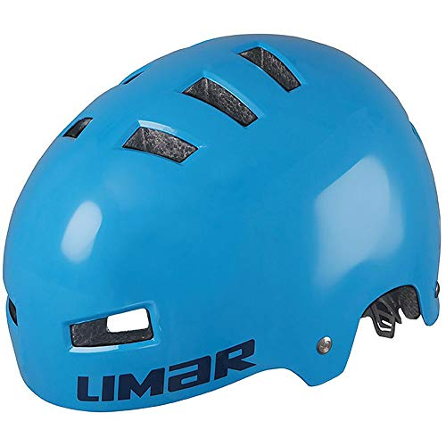 Limar Fahrradhelm 360° Teen Gr.M 52-59cm blau ca. 400g Fahrrad