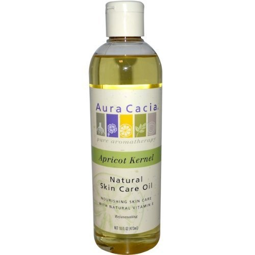 Aura Cacia Natural Skin Care Oil Apricot Kernel 16 fl oz by Aura (Aura Cacia Apricot Kernel Oil)