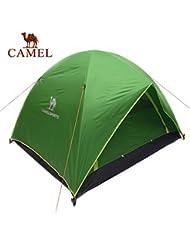 engranaje al aire libre Camel tienda al aire libre tienda de campaña tres cuartas partes alpinismo suministros para acampar al aire libre