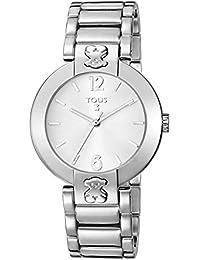 Amazon.es  Relojes tous - Acero inoxidable  Relojes 2da3d2d0422f