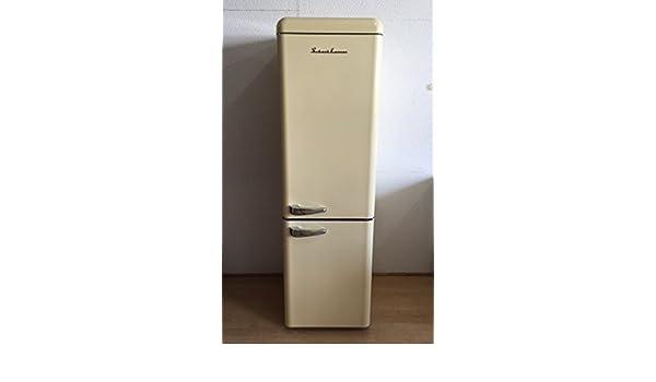 Retro Kühlschrank Testbericht : Respekta retro kühl gefrierkombination test respekta retro