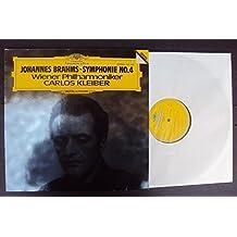 Symphonie Nr. 4 op. 98. Carlos Kleiber. Digital Recording Stereo