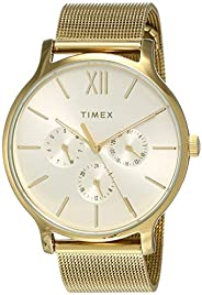 TIMEX Transcend Multifunction Analog White Dial Women's Watch-TW2T7