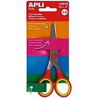 APLI Kids 12816 - Tijera escolar 13 cm