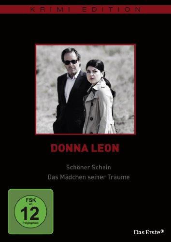 Donna Leon - Schöner Schein / Das Mädchen seiner Träume