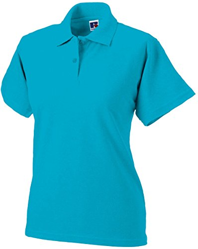 russell-collection-klassisches-pique-poloshirt-r-569f-0-mturquoise
