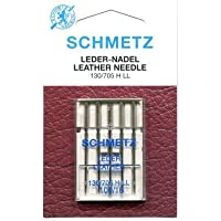Schmetz Leather Needle Range (Packs of 5) - Various Sizes (100/16