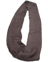 Ladies/Womens Plain Soft Winter Snood, Thermal Neck Warmer