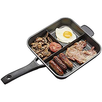 Tower Cerastone 2 In 1 Cast Grill Pan With Easy Clean Non