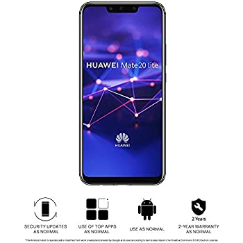 Huawei P Smart 2019 64 GB 6 21-Inch 2K FullView Dewdrop: Amazon co